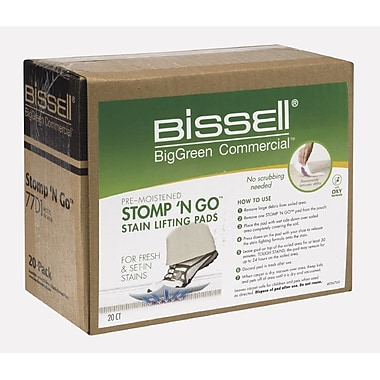 Bissell Stomp 'N' Go Stain Lifting Pads