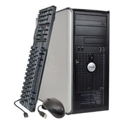 Refurbished Dell OptiPlex 755 Tower, 1TB Hard Drive, 4GB Memory, Intel Core 2 Duo, Win 7 Pro
