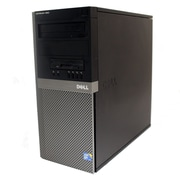 Refurbished Dell OptiPlex 960 Tower, 1TB Hard Drive, 4GB Memory, Intel Core 2 Duo, Win 7 Pro