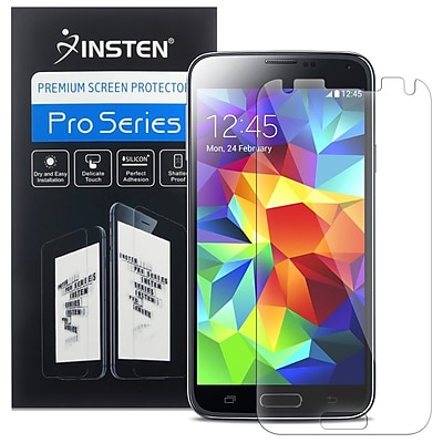 Insten Reusable Screen Protector For Samsung Galaxy S5