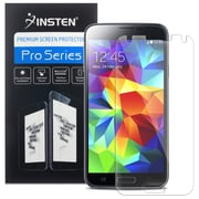 Insten® Reusable Screen Protector For Samsung Galaxy S5