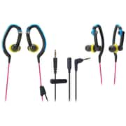 Audio Technica SonicSport In-ear Headphones, Multi