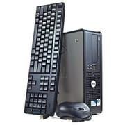 Refurbished Dell 760 SFF-2.6-160GB-2GB, Intel Core 2 Duo Windows 7 Home