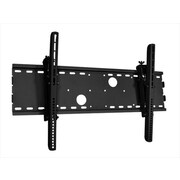 "Monoprice® UL Certified Wall Mount Bracket F/30""-63"" Display Up to 165 lbs., Black"