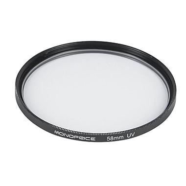 Monoprice® 58 mm UV Filter
