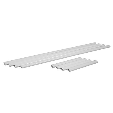 Monoprice® Cable Management Kit, White
