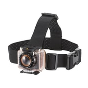Monoprice® 110635 Vented Head Mount For MHD Sport Wi-Fi Action Camera