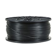 Monoprice® 3mm 1kg ABS Premium 3D Printer Filament Spool, Black
