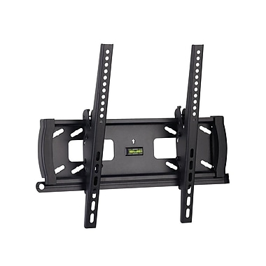 Monoprice® 110473 Tilting TV Wall Mount W/Anti-Theft Feature For 26