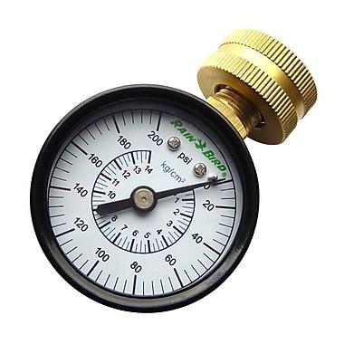 Rainbird P2A Pressure Gauge