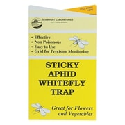 Hydrofarm HGSLWFT Sticky White Fly Trap, 5 Pack