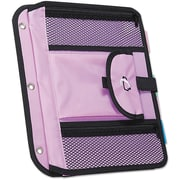 Case It ACC-21 5-TAB Expanding File, Lavender
