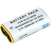 Insten® 286840 2-Piece DV Battery Bundle For EasyShare Z612