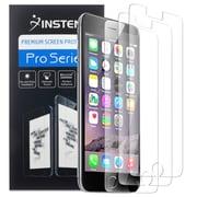 Insten® Reusable Screen Protector For iPhone 6/6S, 3/Set