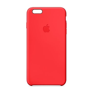 Apple® iPhone® 6 Plus Silicone Case, (Product) Red