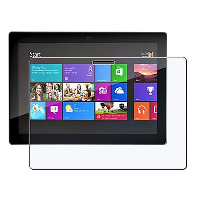 Insten 1099156 3 Piece Tablet Screen Protector Bundle For Microsoft Surface 8 Pro Surface RT