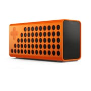 Cuatro Bluetooth Portable Wireless Speaker w/ Bass+ Technology and Carrying Case - Orange
