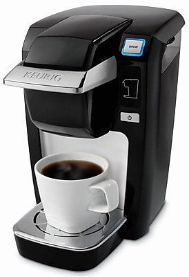Keurig K10 Mini Plus Coffee Brewer, Black 1550854