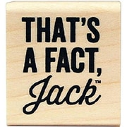 Kellycraft Duck Commander Mounted Stamp, That's A Fact, Jack