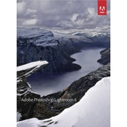 Adobe Photoshop Lightroom 6 for Windows/Mac (1 User) [Boxed]