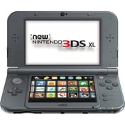 Nintendo New 3DS XL System Black (REDSVAAA)