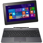 "Asus T100CHI-C1-BK 10.1"" Notebook 64GB, 2GB, Intel Bay Trail-T Z3775 1.46GHz (Turbo up to 2.39GHz), Windows 8.1"