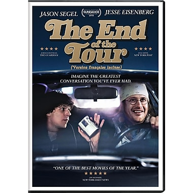 End of the Tour (DVD)