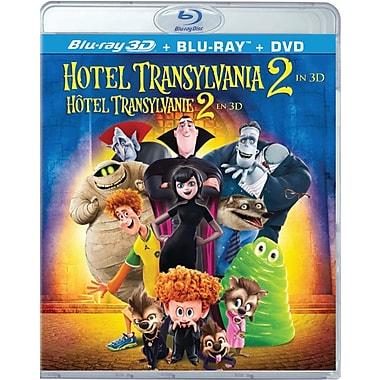 Hôtel Transylvanie 2 (Blu-ray 3D/Blu-ray/DVD)