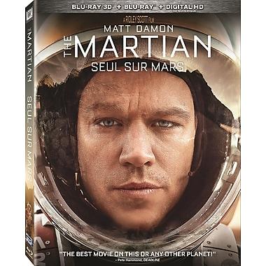 Seul sur Mars (Blu-ray 3D/Blu-ray)
