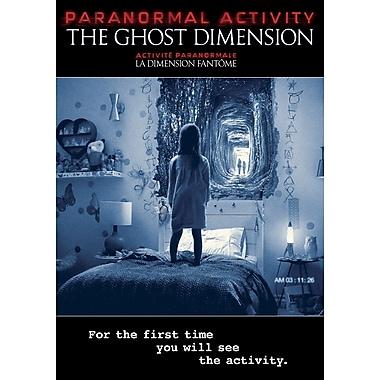 Activité paranormale : La dimension fantôme (DVD)