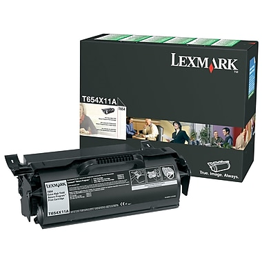 Lexmark T654X11A Extra High Yield Return Program Print Cartridge