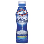 Clorox® Control Bleach Crystals, Unscented, 24 Oz Canister
