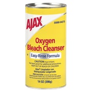Ajax® Oxygen Bleach Easy-Rinse Formula Cleanser, No Chlorine, 14oz, 48/carton
