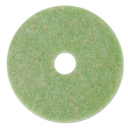 "3M Low-Speed Topline Autoscrubber Floor Pads 5000, 12"", Sea Green, 5/carton"