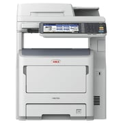 Oki® Mb760+ Monochrome Multifunction Laser Printer, Copy/fax/print/scan