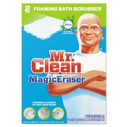 "Mr. Clean® Magic Eraser Bathroom Scrubber, 4 1/2"" X 3 1/5"", 2/box, 16 Boxes/carton"