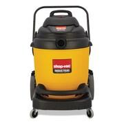 Shop-Vac® Industrial Wet/dry Vacuum, 22gal, 2.5hp, Yellow/black