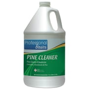 Theochem Laboratories Professional Basics Pine Cleaner, Pine Scent, 1 Gal Bottle, 4/carton