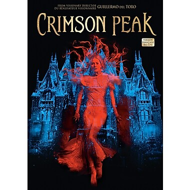 Crimson Peak (DVD)