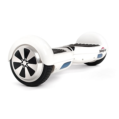 SoloGear The SOLO S1 Hoverboard, White, 10.62