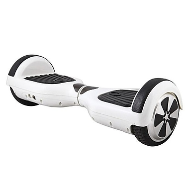 SoloGear The K3-15 Hoverboard, White, 10.62