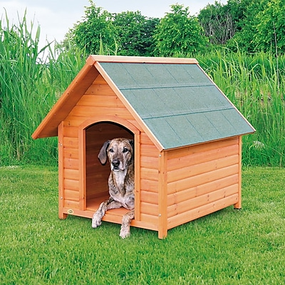 Trixie Log Cabin Dog House; X-Large (41.25''