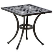 Alfresco Home Weave Side Table