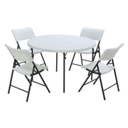 Lifetime 48'' Round Folding Table