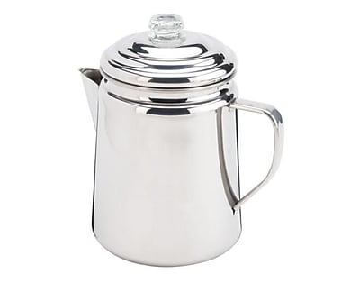 Coleman Percolator 12 Cup Coffee Maker WYF078277787399