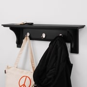 nexxt Design Bennet Shelf w/ 3 Hooks