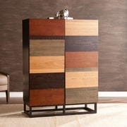 Wildon Home   Medlin Bar Cabinet