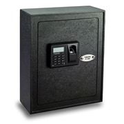 Viking Security Safe Viking Security Safe Small Biometric Keypad Wall Safe