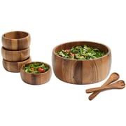 Woodard & Charles 7 Piece Large Salad Bowl Set
