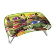 Commonwealth Teenage Mutant Ninja Turtles Kids Snack and Play Tray
